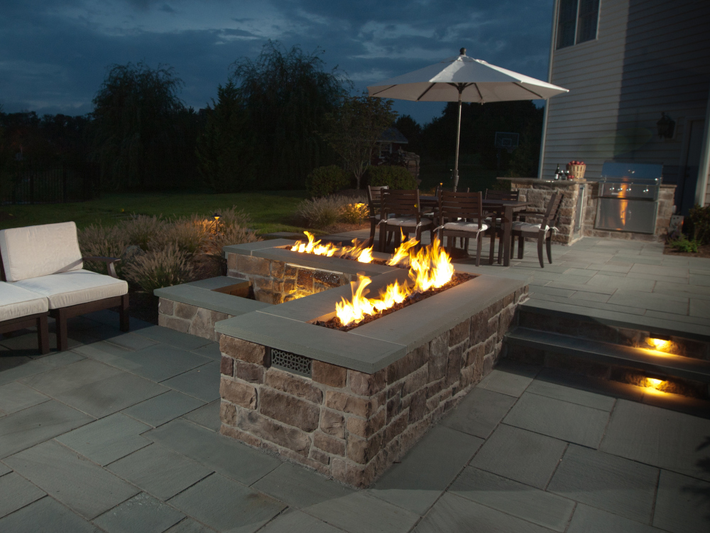 Outdoor Gas Fire Pits - SYAM Distributors